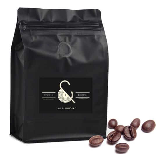 Sip & Sonder South Market 12 oz bag of whole beans