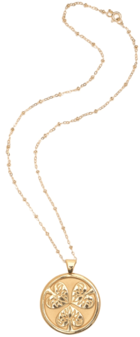 Jane Winchester JOY COIN  NECKLACE