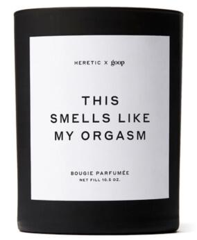 Heretic x goop This Smells Like My Orgasm