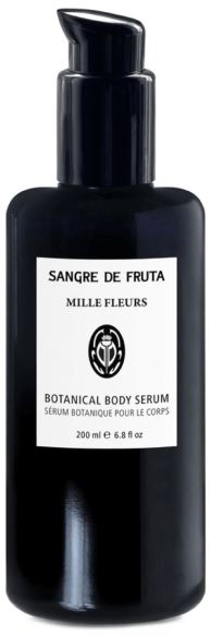 Sangre de Fruta MILLE FLEURS BODY SERUM