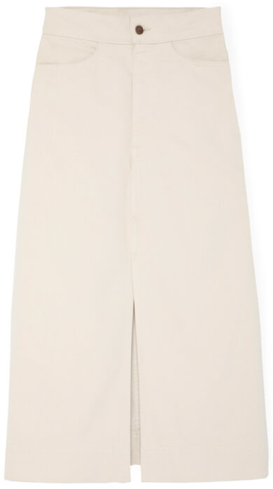 G. Label YU DENIM PENCIL SKIRT