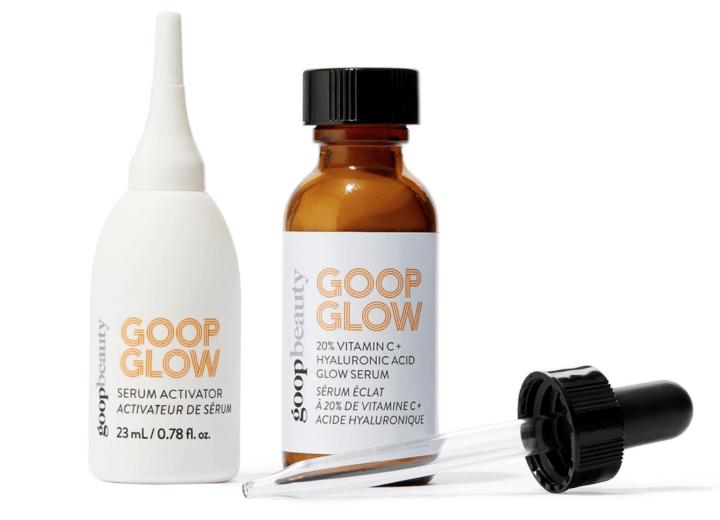 GOOPGLOW 20% Vitamin C + Hyaluronic Acid Glow Serum