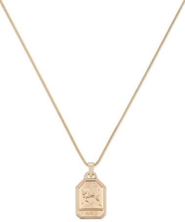 Ariel Gordon zodiac necklace