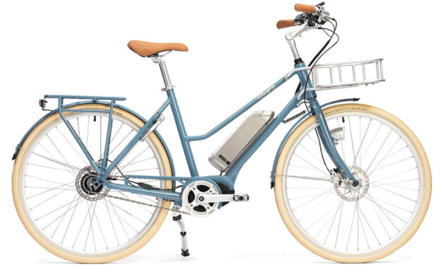 Bluejay Bicycles electric bike