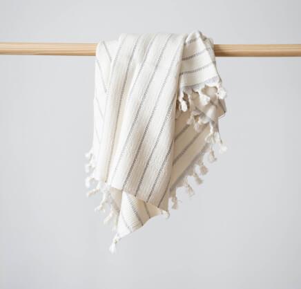 June turkish hand towel