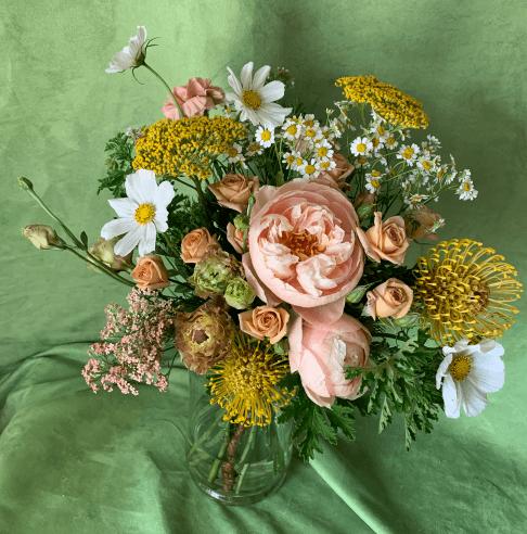 Whit Hazen Hand Bouquets