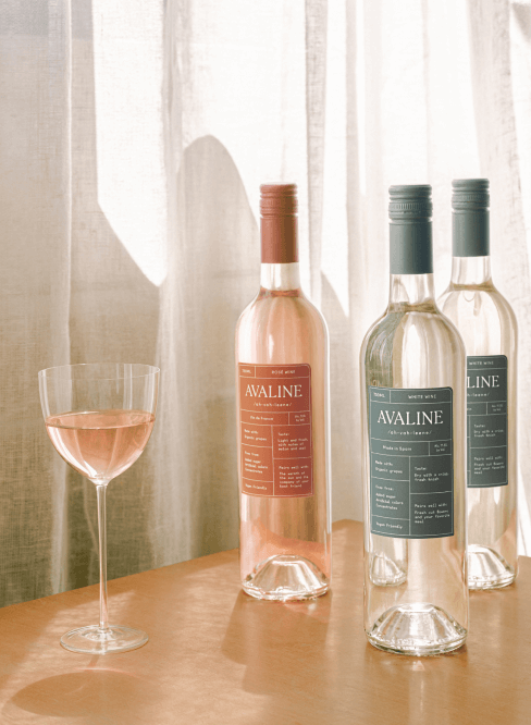 Avaline Wine Tasting Duo