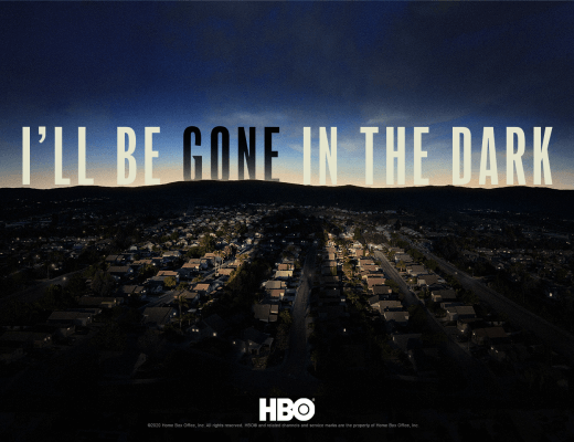 HBO I'LL BE GONE IN THE DARK