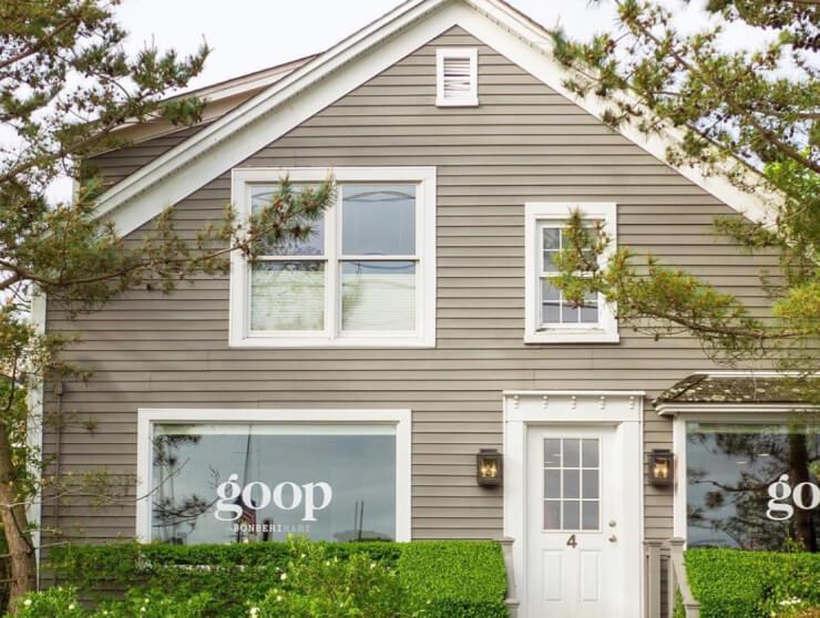 goop Sag Harbor store