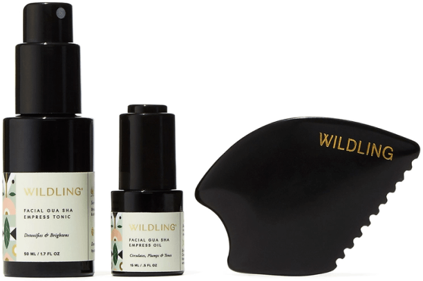 Wilding FACIAL GUA SHA EMPRESS COLLECTION