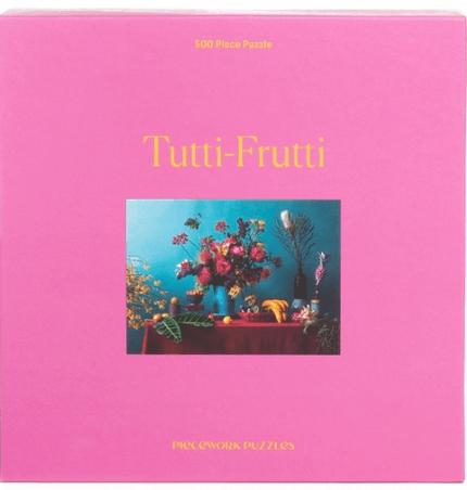 Piecework Puzzles  Tutti-Frutti Puzzle