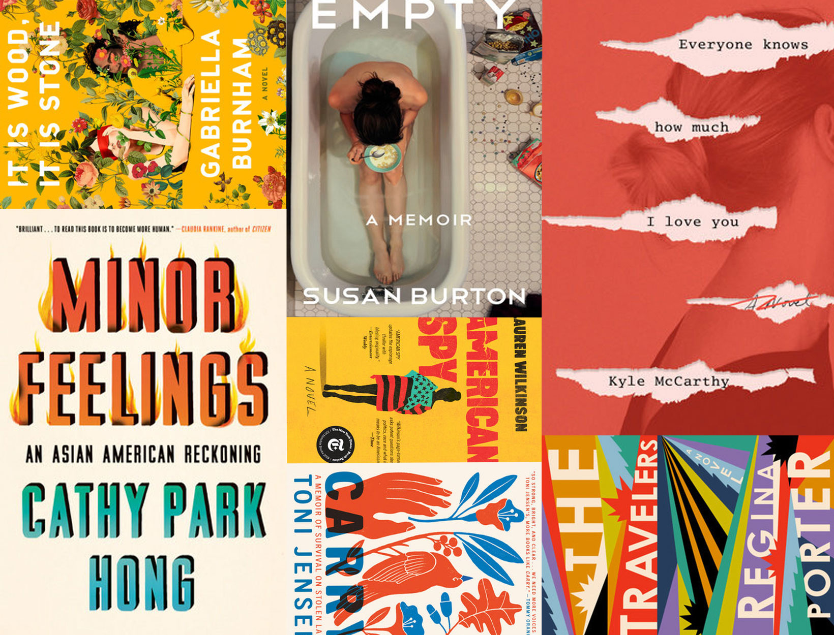 7 Debut Books to Devour | Goop