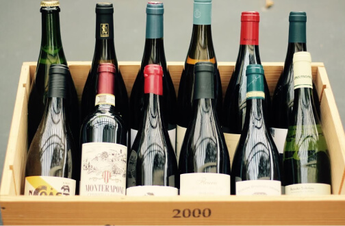 Rock Juice natural wine subscription