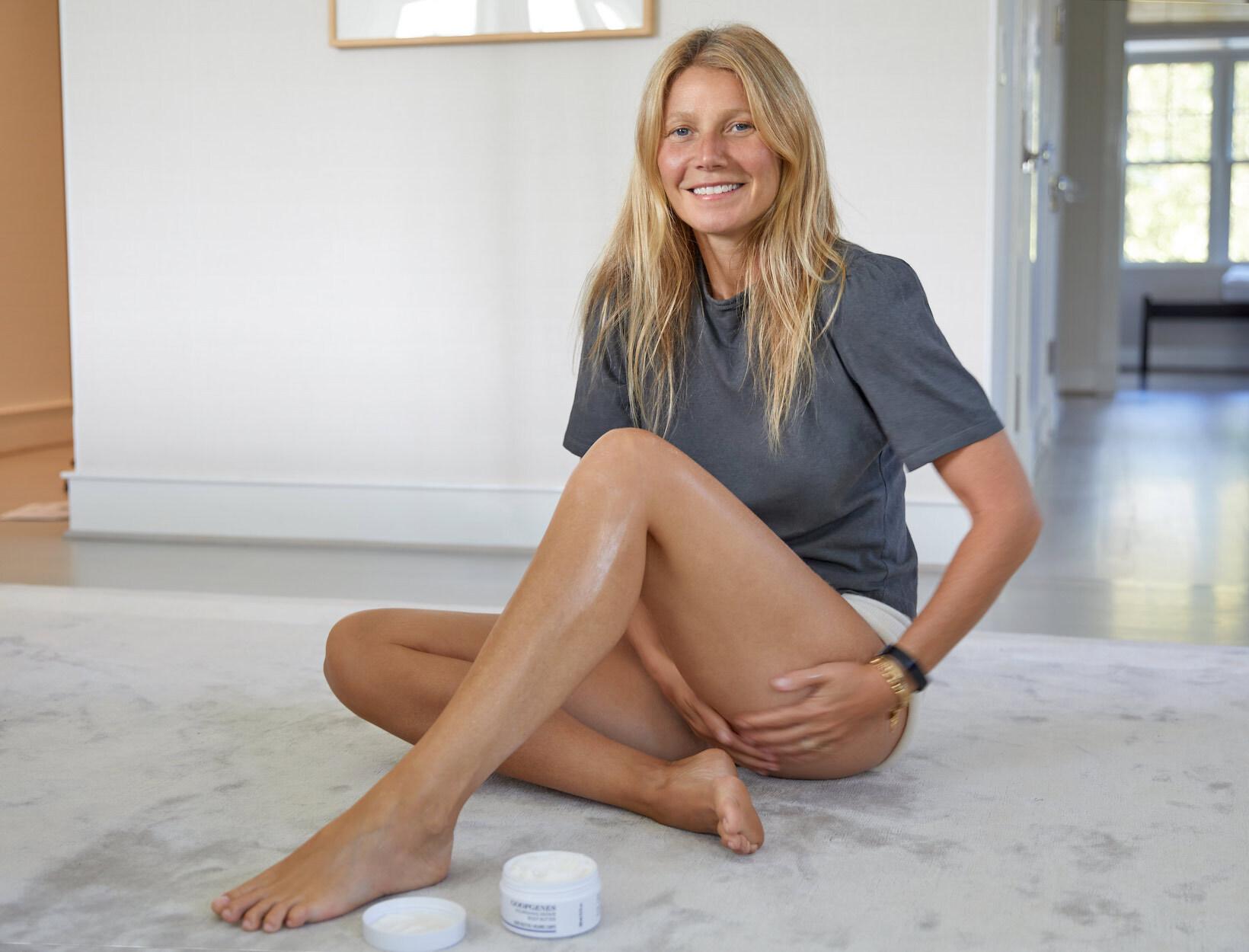 gwyneth paltrow goopgenes body butter