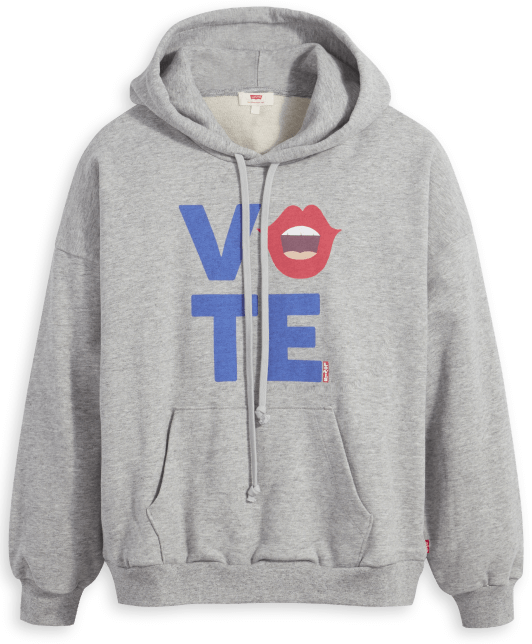 LEVI'S X VOTE SWEATSHIRT