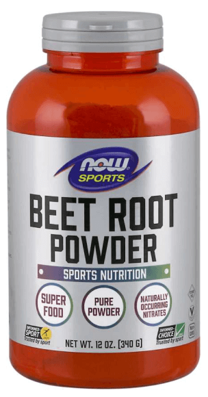 Now Foods Now Sports Nutrition Beet Root Powder