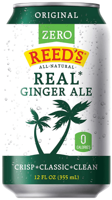 Reed's Reed's Zero Sugar Real Ginger Ale