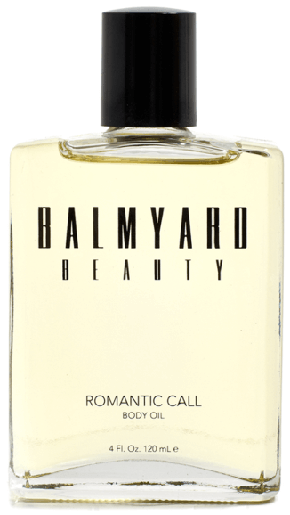 Balmyard Romantic Call Body Oil