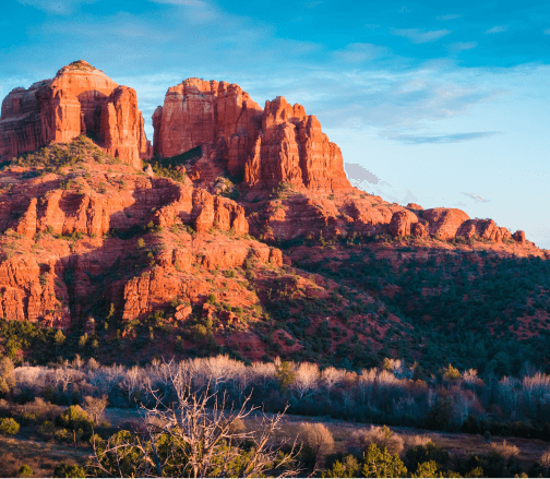 Cathedral Rock Trail HIKE
