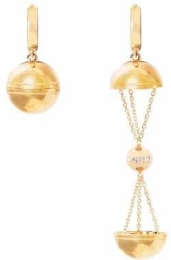 Monbouquette Jewelry GEM HATCH EARRINGS