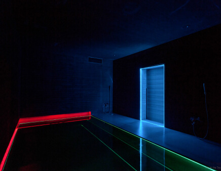 James turrell's house of light