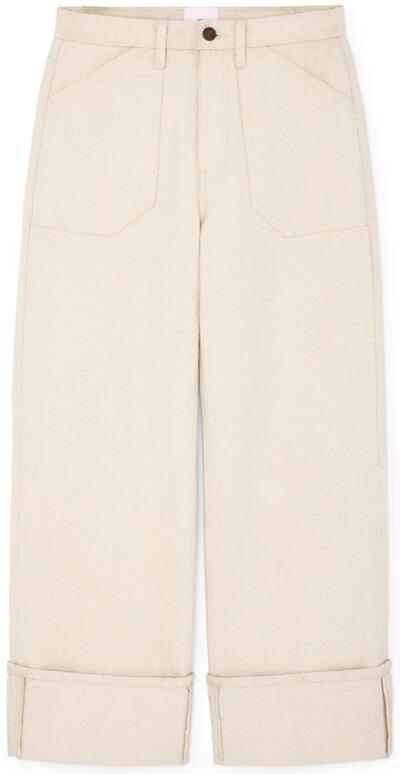 Mario Cuffed Workwear Jean