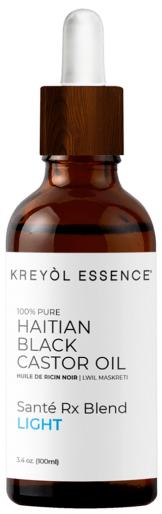 Kreyòl Essence Haitian Black Castor Oil Light