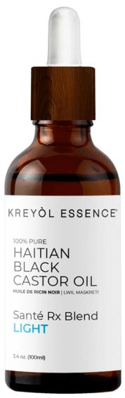 Kreyòl Essence Haitian Black Castor Oil - Light