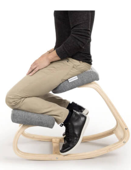UPLIFT Desk ERGONOMIC KNEELING CHAIR