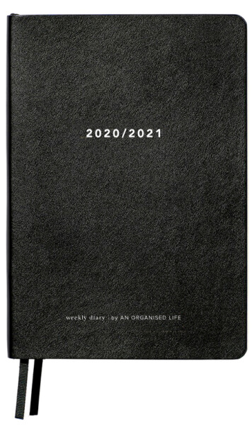 An Organised Life 2020/2021 MID YEAR WEEKLY DIARY