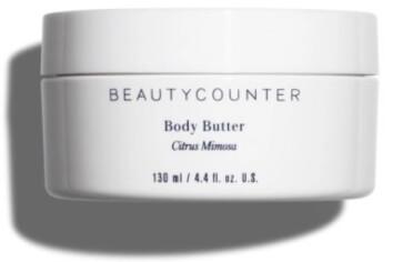 Beautycounter Body Butter in Citrus Mimosa