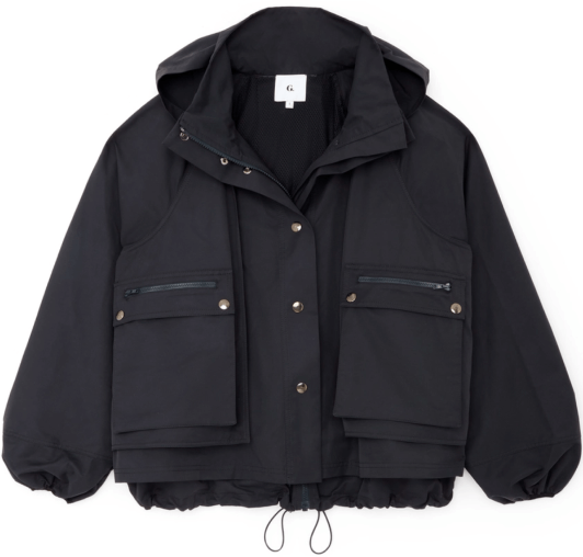 G. Label CAROLYN UTILITY PERFORMANCE JACKET