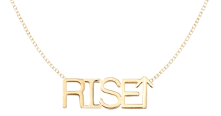 Maya x Kio RISE UP NECKLACE