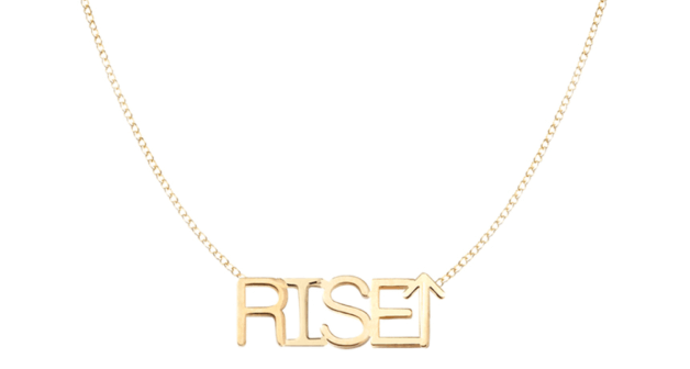 MAYA X KIO RISE NECKLACE