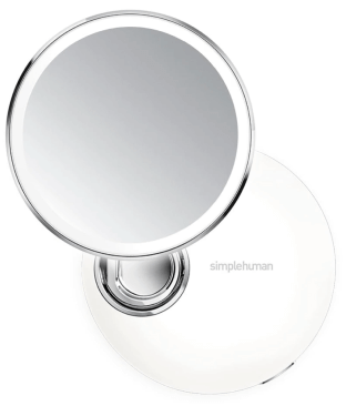 Simple Human compact mirror