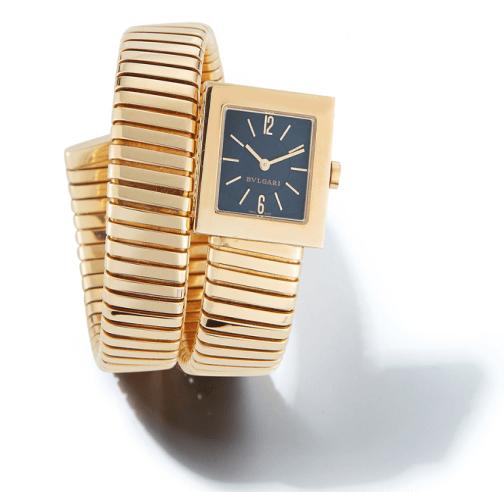 Jill Heller Vintage Jewelry sbulgari watch