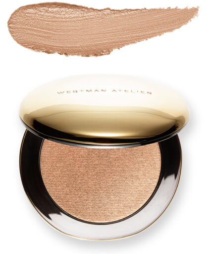 Westman Atelier Super Loaded Tinted Highlighter in Peau de Soleil