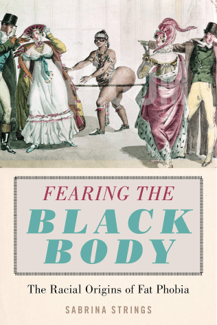 Sabrina Strings Fearing the Black BodY