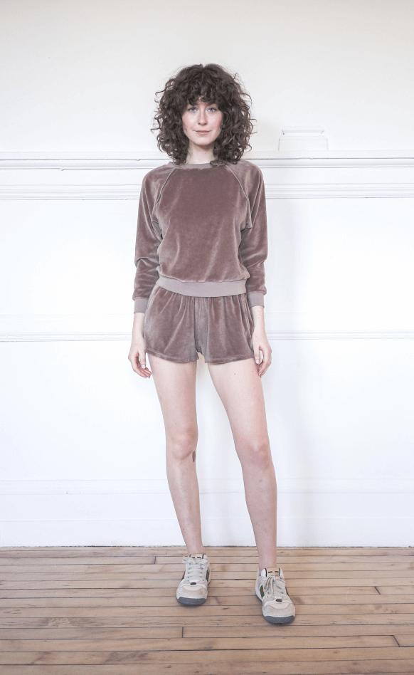 Suzi kondi top and shorts