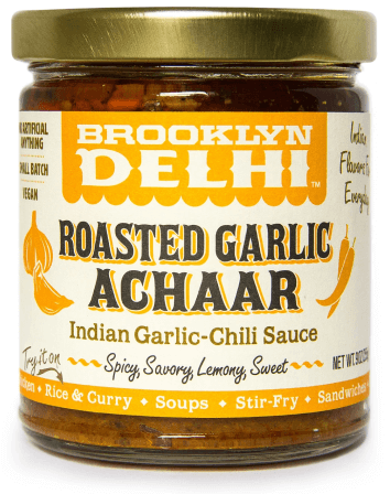 Brooklyn Dehli Roasted Garlic Achaar