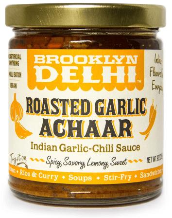 Brooklyn Dehli Roasted Garlic Achaar