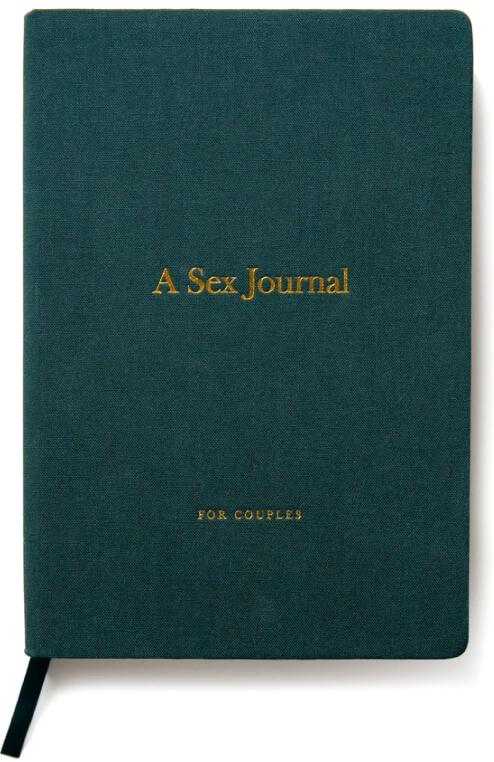 A Sex Journal A SEX JOURNAL FOR COUPLES