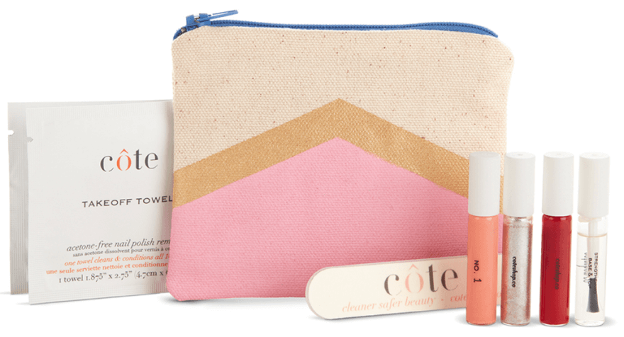Cote Traveler Gift Set