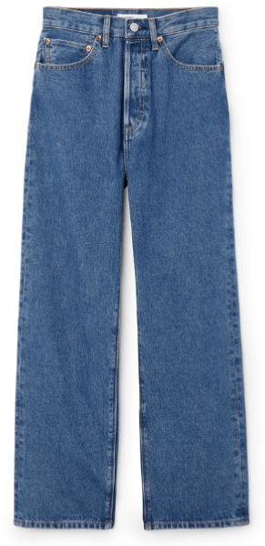RE/DONE '30S LADIES' JEANS