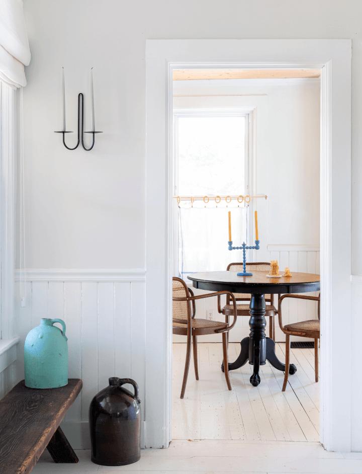 dining room door