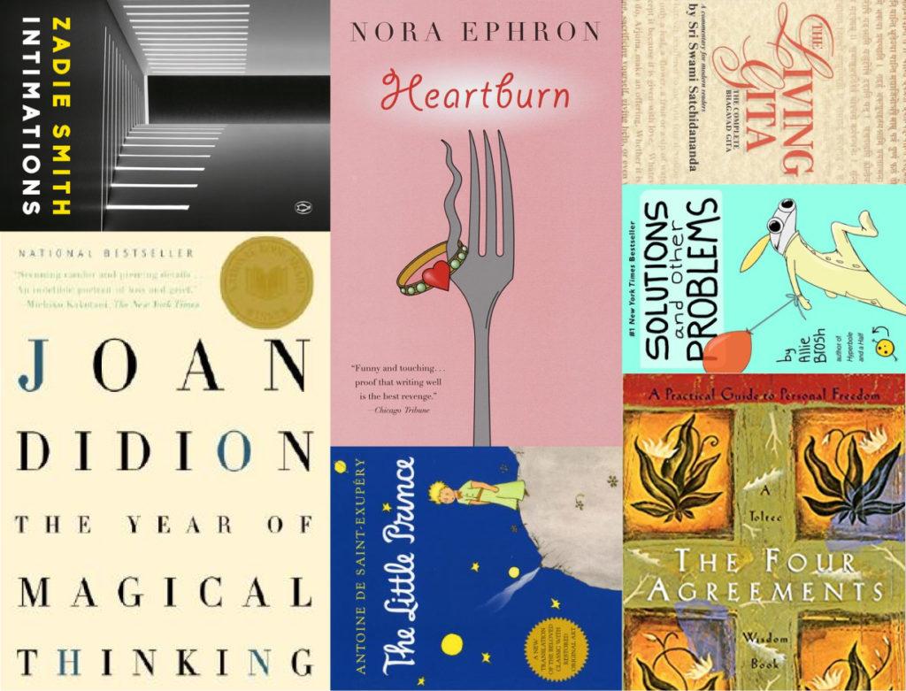 10 libros a los que volvemos una y otra vez