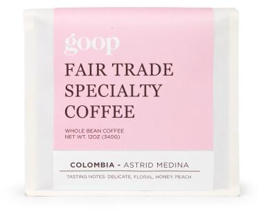 goop Fair Trade Specialty Coffee