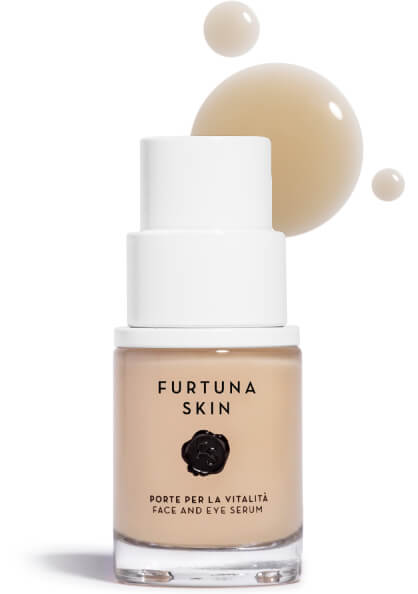 Furtuna Skin Porte Per La Vitalità Face & Eye Serum