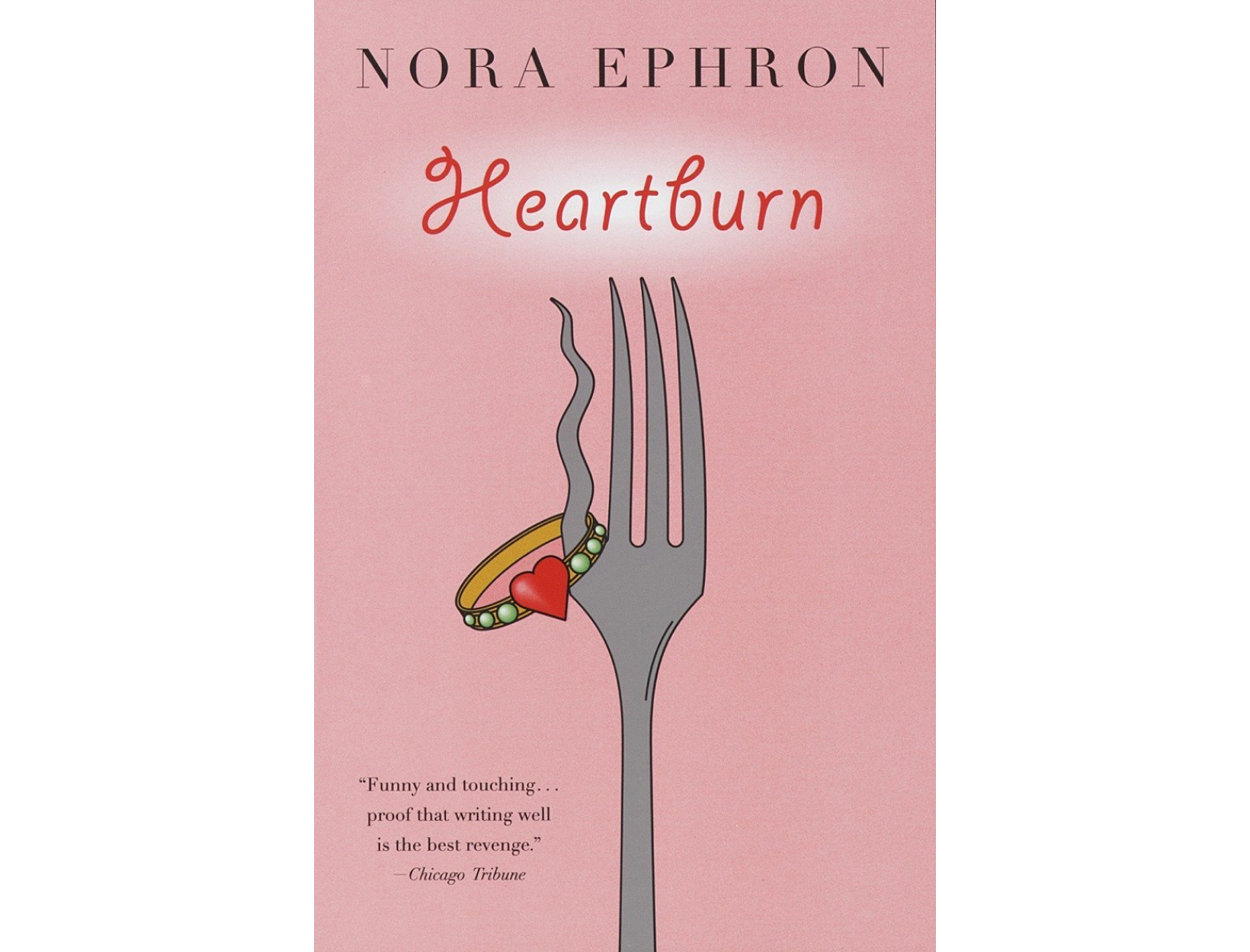 <em>Heartburn</em> by Nora Ephron