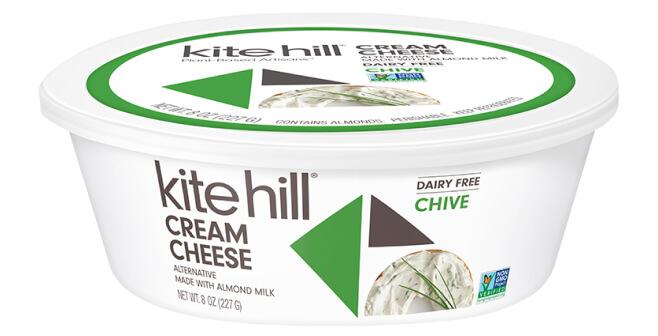 Kite Hill Cream Cheese Alternative